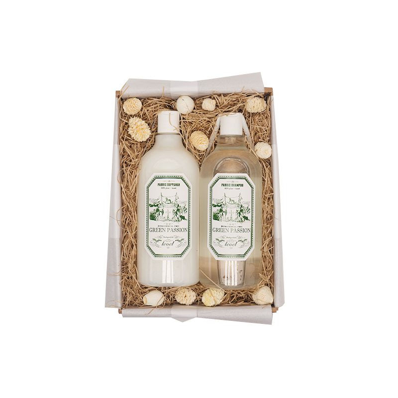 GREEN PASSION GIFT SET - 1L